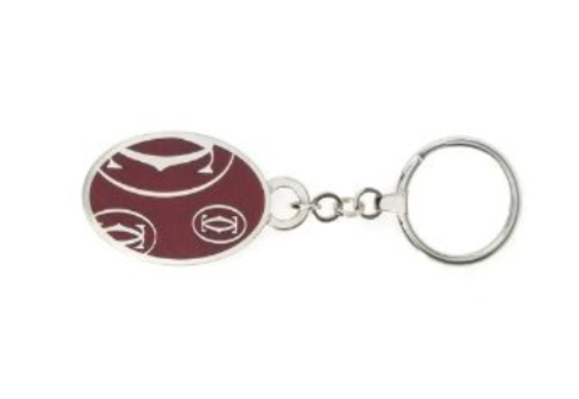 25 - Enamel Luxury Keychain manufacturer and supplier in China