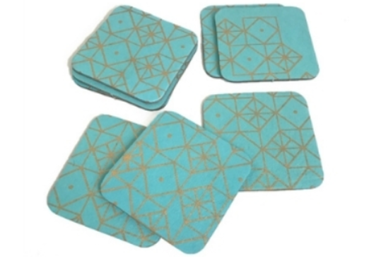 27 - Golden Luxury Coaster manufacturer and supplier in China