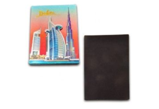 28 - Dubai Souvenir Magnet manufacturer and supplier in China