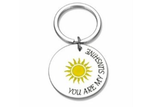 29 - Friend Gift Metal Keychain manufacturer and supplier in China