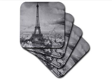 3- Cork+MDF souvenir coaster manufacturer and supplier in China