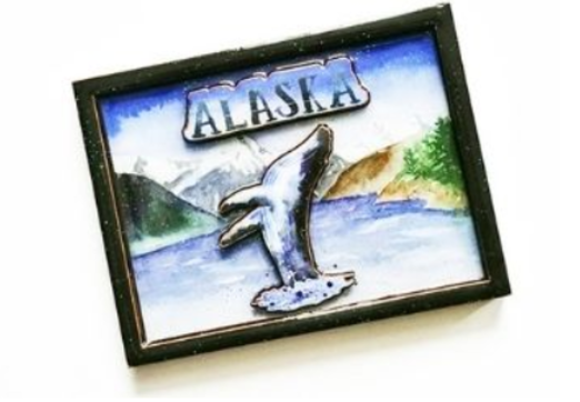 30 - Epoxy Souvenir Magnet manufacturer and supplier in China