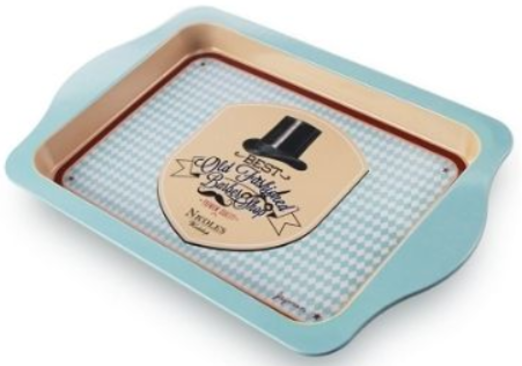 31 - EU Souvenir Metal Tray manufacturer and supplier in China
