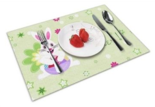 31 - Easter Placemat manufacturer and supplier in China