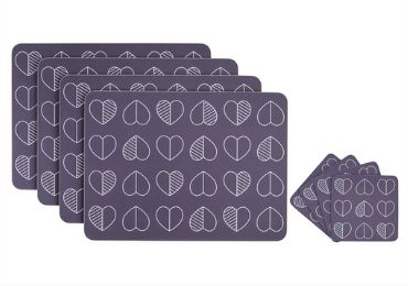 32 - Souvenir MDF coaster+ placemat Set manufacturer and supplier in China