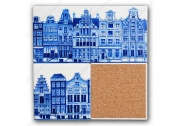33 - Ceramic Souvenir Coaster manufacturer and supplier in China