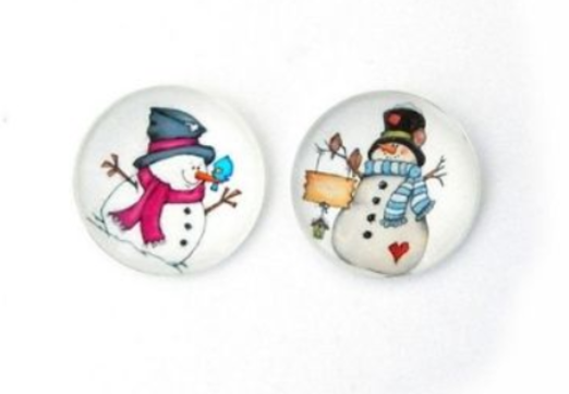 34 - Christmas Crystal Magnet manufacturer and supplier in China
