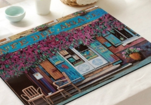34 - Germany Souvenir Placemat manufacturer and supplier in China