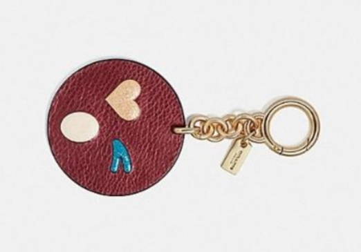 34 - Luxury Leather Keychain manufacturer and supplier in China