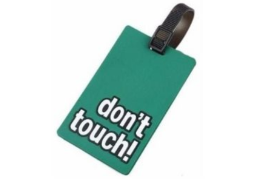35 - Christmas Decor Luggage Tag manufacturer and supplier in China