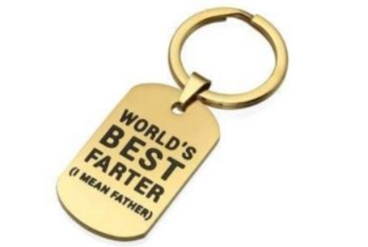 35 - Husband Gift Keychain manufacturer and supplier in China