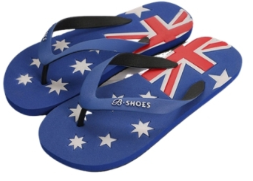 35 - London Souvenir Slippers manufacturer and supplier in China