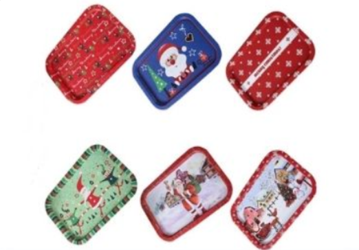 36 - Christmas Dinner Tray manufacturer and supplier in China
