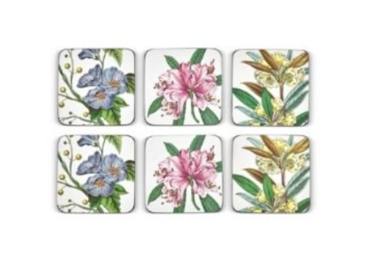36 - Flower Promotional Coaster manufacturer and supplier in China