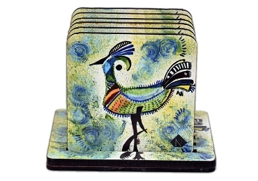 36 - High Quality Souvenir Coaster manufacturer and supplier in China