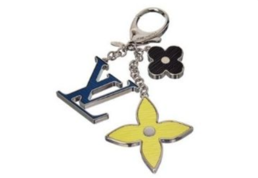 36 - LV Enamel Keychain manufacturer and supplier in China