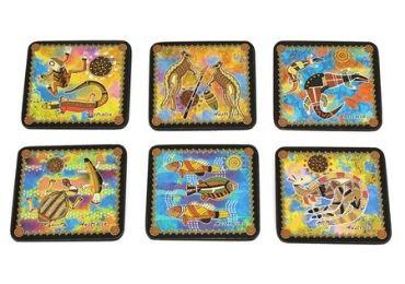37 - Austria Souvenir Coaster manufacturer and supplier in China