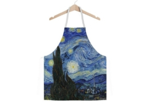 37 - Lover Cotton Apron manufacturer and supplier in China