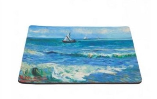 4 - Art Collectible Mouse Pad manufacturer and supplier in China