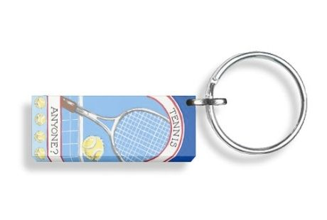 41 - Sports Acrylic Keychain manufacturer and supplier in China