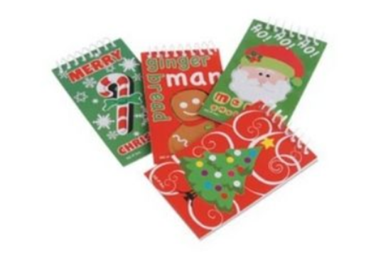 42 - Christmas Memento Notepad manufacturer and supplier in China