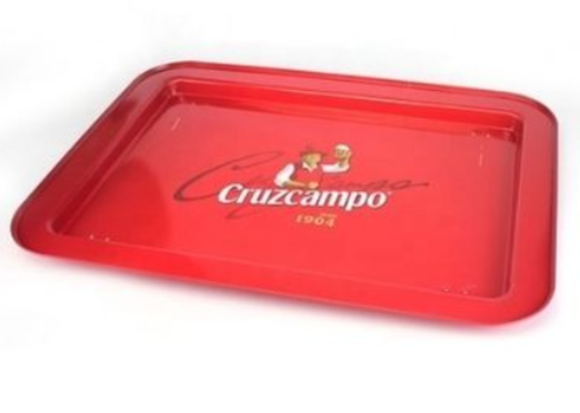 43 - Souvenir City Printed Tray manufacturer and supplier in China