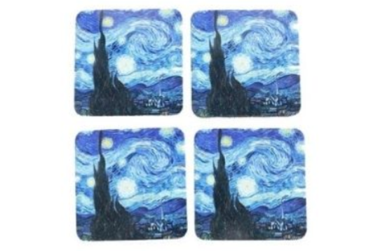 44 - Souvenir Cork Coaster manufacturer and supplier in China