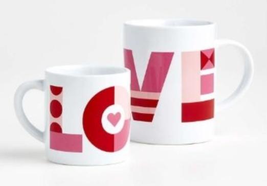 47 - Valentine's Day Ceramic Mug manufacturer and supplier in China
