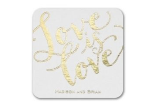 48 - Wedding Day Cork Coaster manufacturer and supplier in China