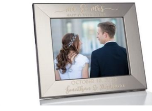 50 - Wedding Day Wooden Photo Frame manufacturer and supplier in China