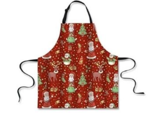 6 - Christmas Apron manufacturer and supplier in China