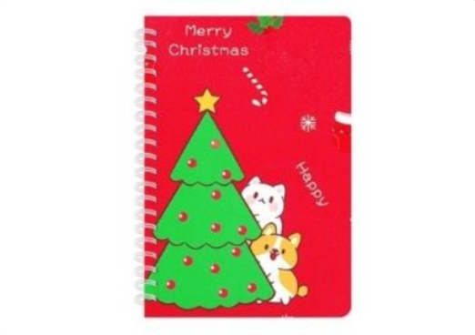 9 - Christmas Notebook manufacturer and supplier in China