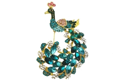 Bird Brooches manufacturer and supplier in China