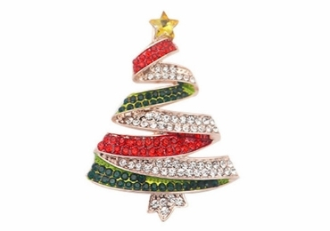 Christmas Brooches manufacturer and supplier in China