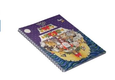 Christmas Memento Notebook manufacturer and supplier in China