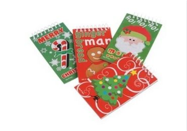 Christmas Memento Notepad manufacturer and supplier in China
