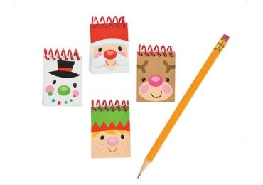 Christmas Notepad Set manufacturer and supplier in China