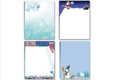 Christmas Paper Notepad manufacturer and supplier in China