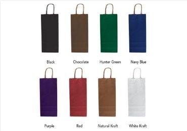 Colors Paper Bag manufacturer and supplier in China