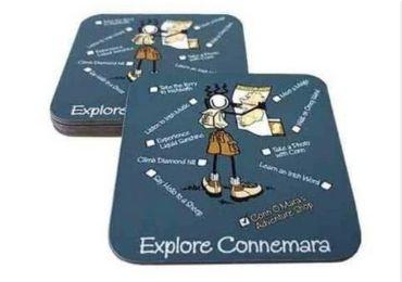 Connemara Souvenir Coaster manufacturer and supplier in China