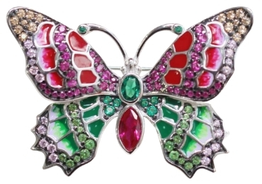Diamond Brooch manufacturer and supplier in China