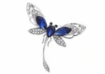 Dragonfly Brooch manufacturer and supplier in China
