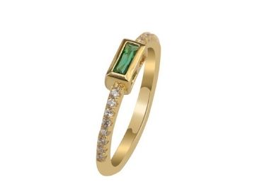 Emeralds Ring manufacturer and supplier in China