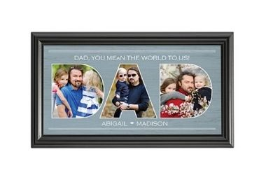 Father Gift Photo Frame manufacturer and supplier in China