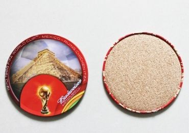 Football Souvenir Coaster manufacturer and supplier in China