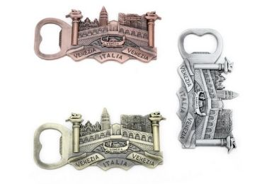 Italia Souvenir Bottle Opener manufacturer and supplier in China