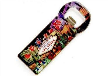 Las Vegas Souvenir Bottle Opener manufacturer and supplier in China