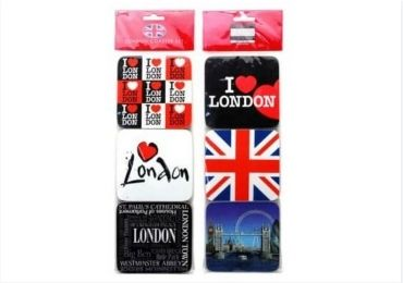 London Souvenir Coaster manufacturer and supplier in China