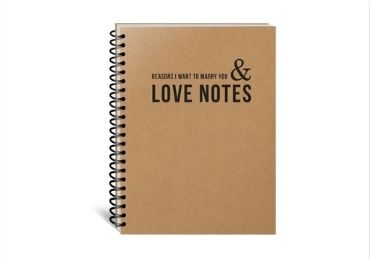 Lover Gift Spiral Notebook manufacturer and supplier in China