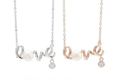 Lover Necklace manufacturer and supplier in China